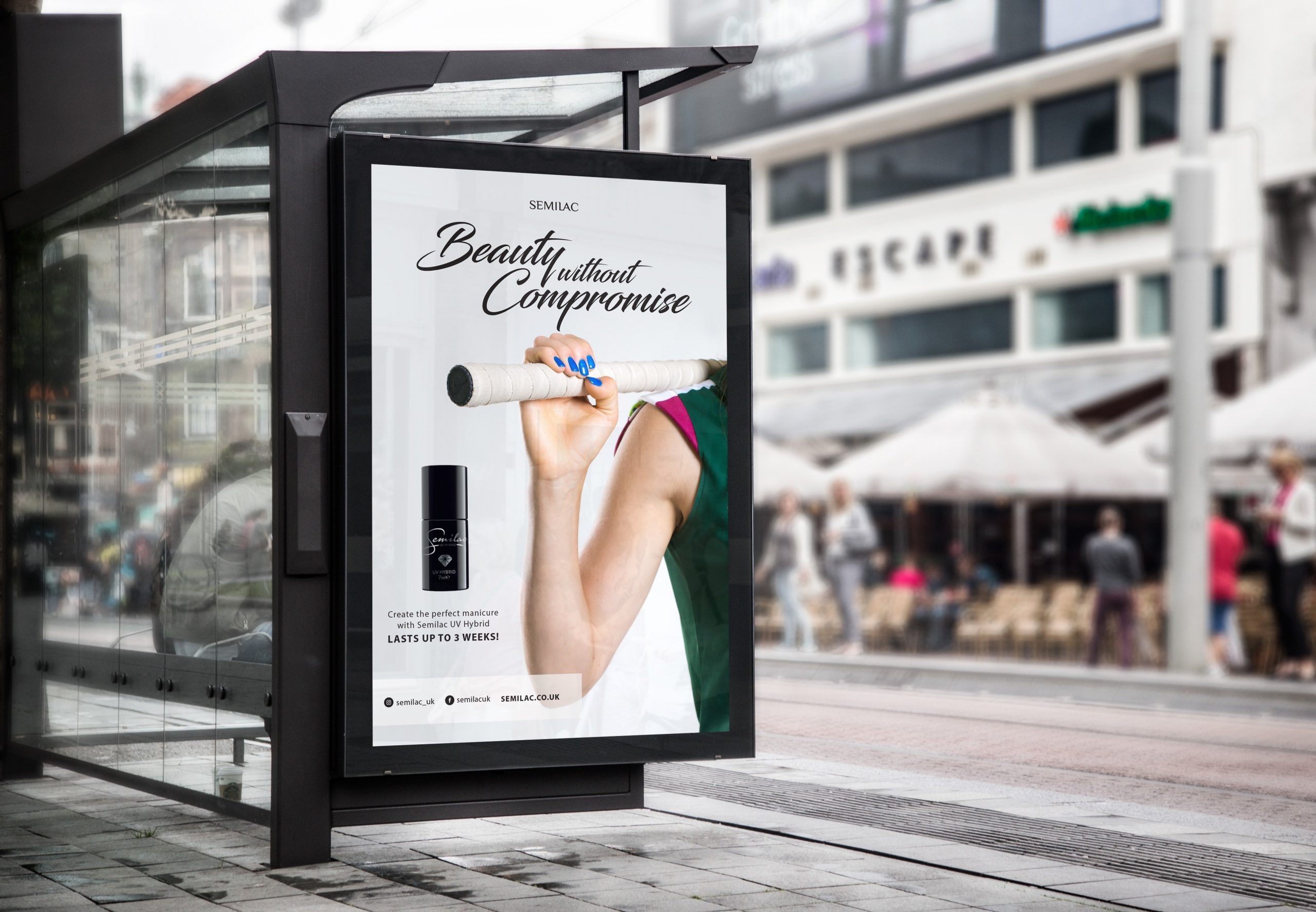 Bus Stop Billboard MockUp-compress