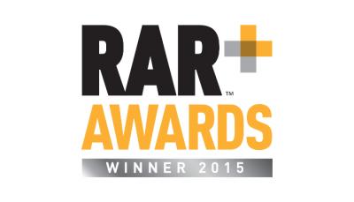RAR Awards Winners 2015