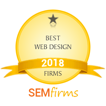 Best Web Design Company Award