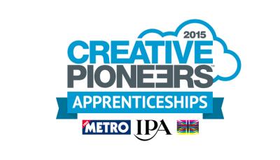 Creative pioneers 2015