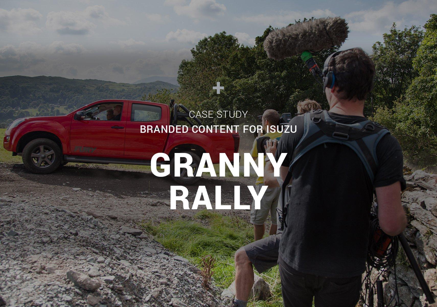 Granny Rally