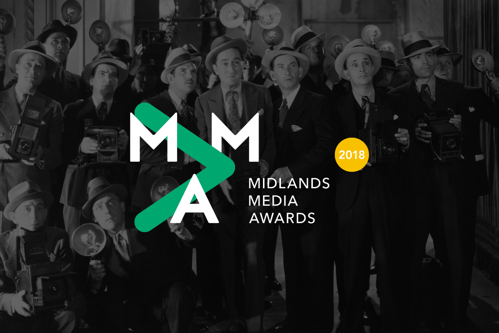Midlands Media Awards 2018