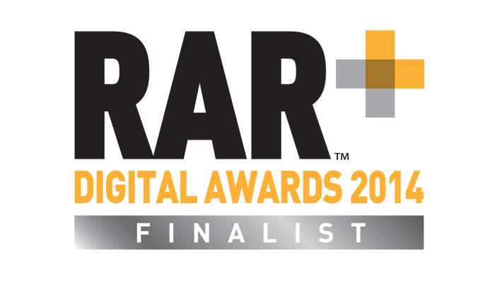RAR digital awards2014