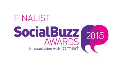 Social buzz awards 2015