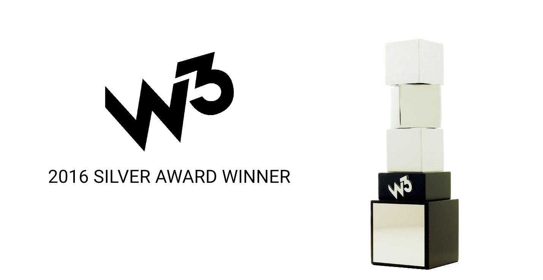 W3 Awards 2016